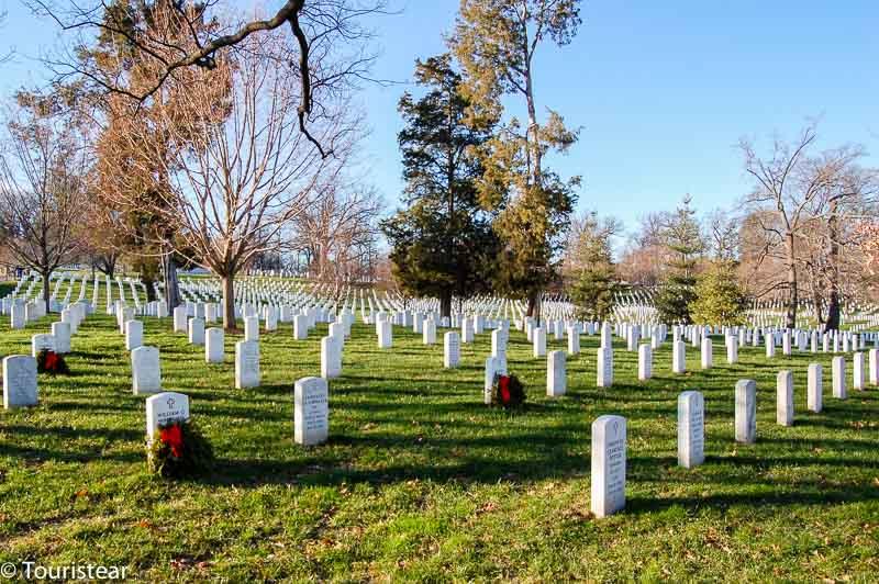 Cementerio de Arlington, Washington, USA