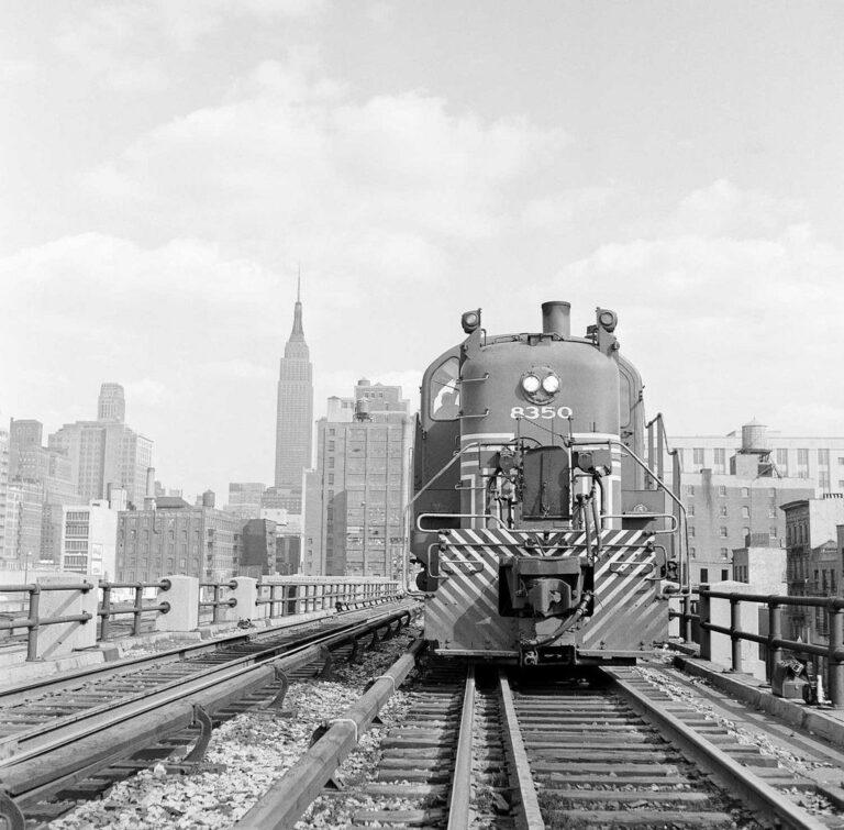 The Highline, el parque elevado de New York