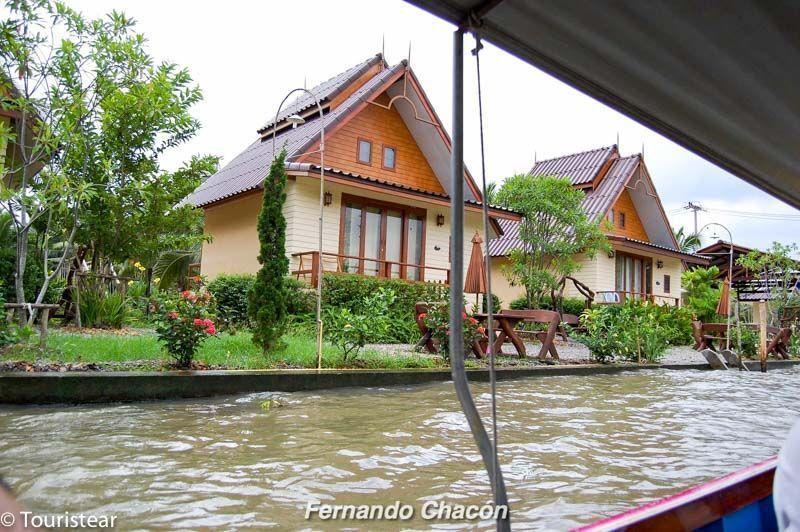 Tailandia, mercado flotante de amphawa