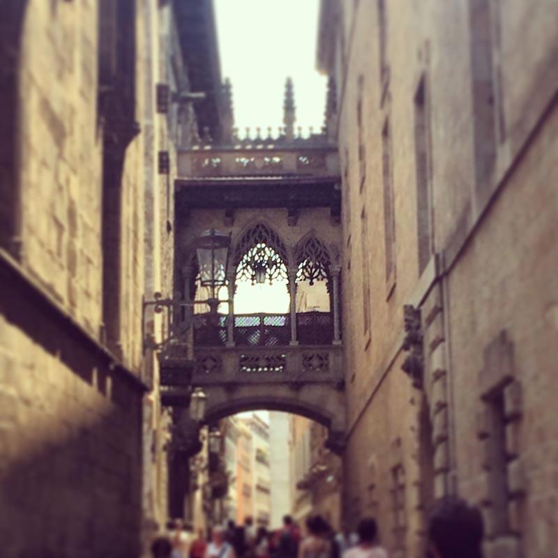 barrio gotico, barcelona