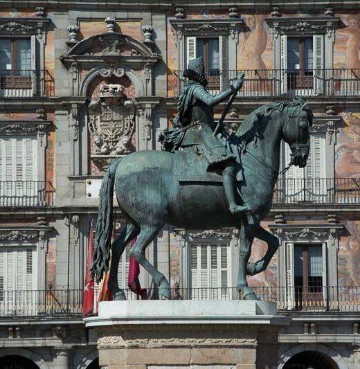 madrid plaza mayor, que ver en madrid, free tour