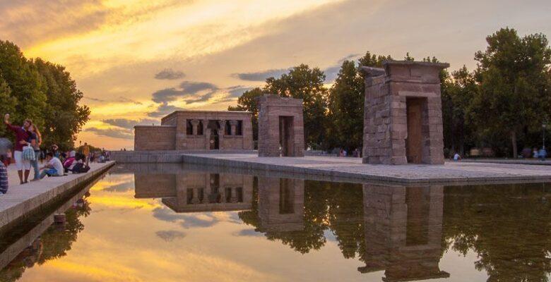 madrid templo de debod, que ver en madrid