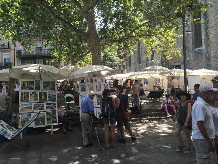 Ruta por el Barrio Gótico de Barcelona
