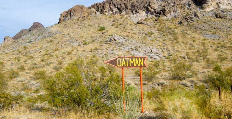 Oatman, Ruta 66