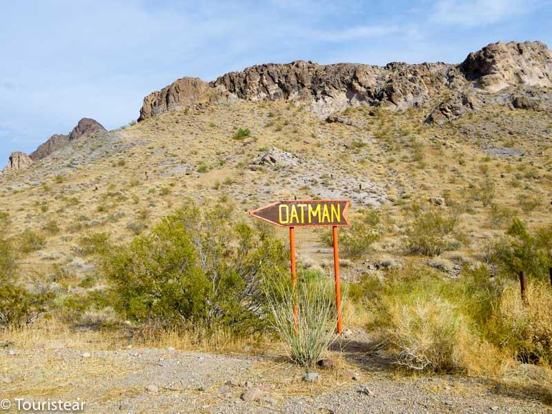 Oatman, Route 66