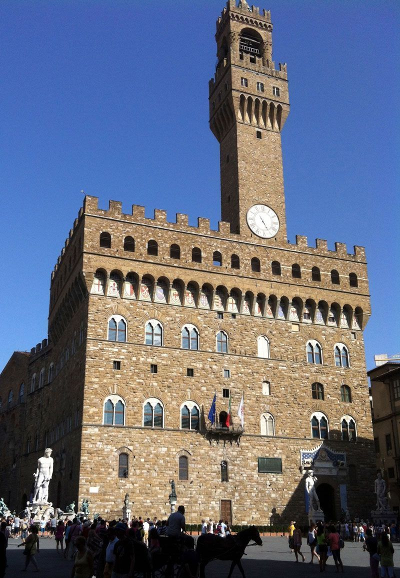 best things to see in florence, plaza signoria