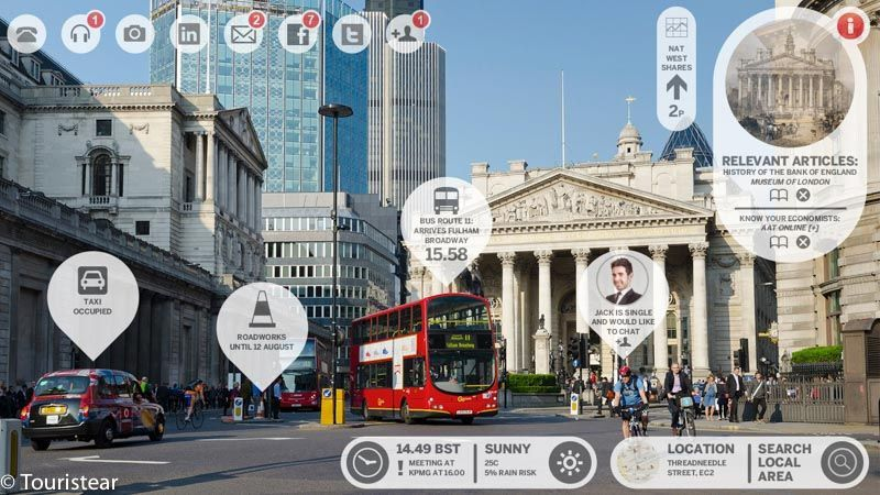 realidad aumentada turismo
