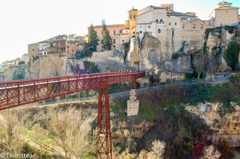 Cuenca in 1 day, puente casas colgadas