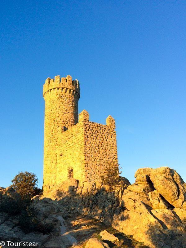 Atalaya Torrelodones, sierra norte de madrid