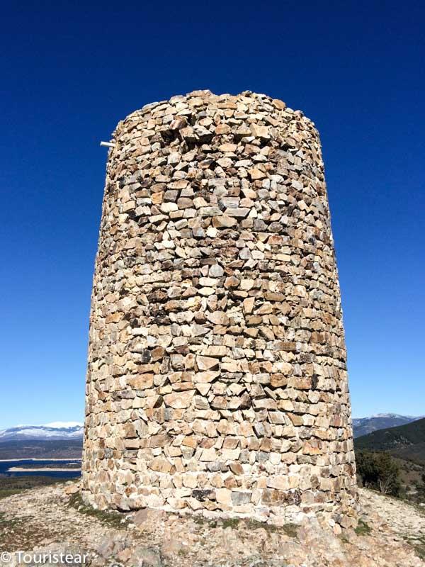 Atalaya del Berrueco sierra norte madrid