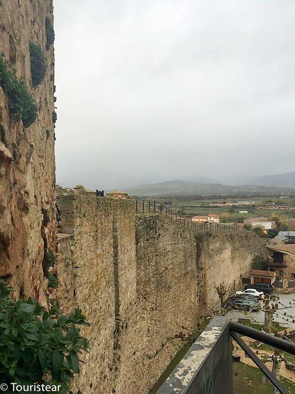 Buitrago de lozoya sierra norte madrid