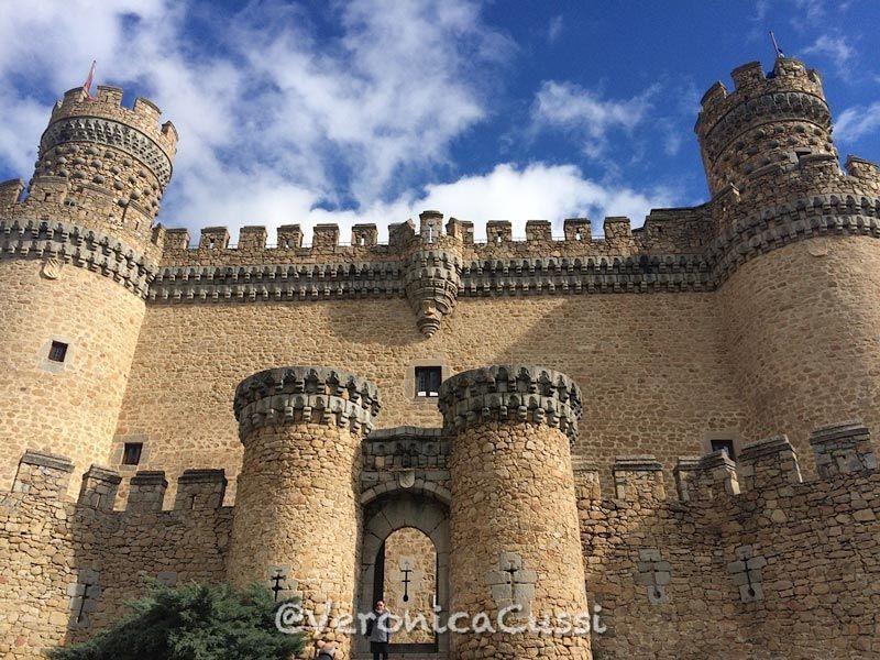 Manzanares el Real, sierra de Madrid