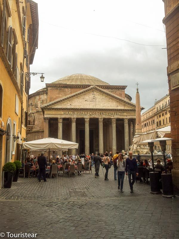 Rome Panteon, Rome's must-see