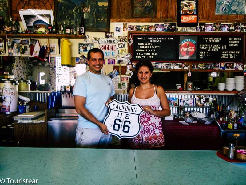 Fer & Vero Bagdad Cafe