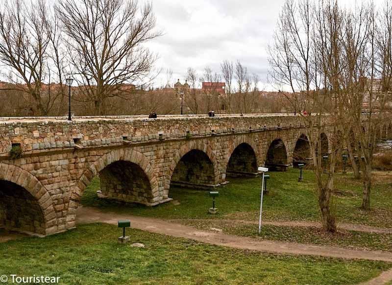 salamanca, puente romano de salamanca