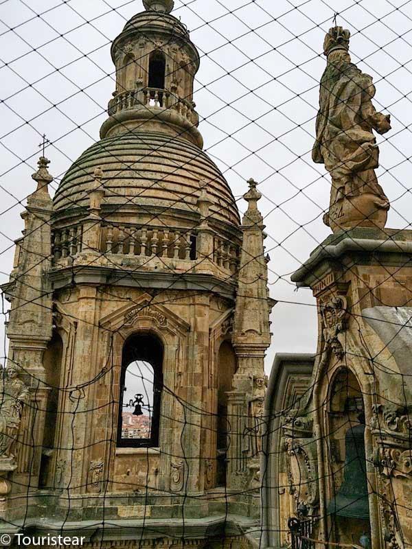 salamanca, torre de la Clerecía