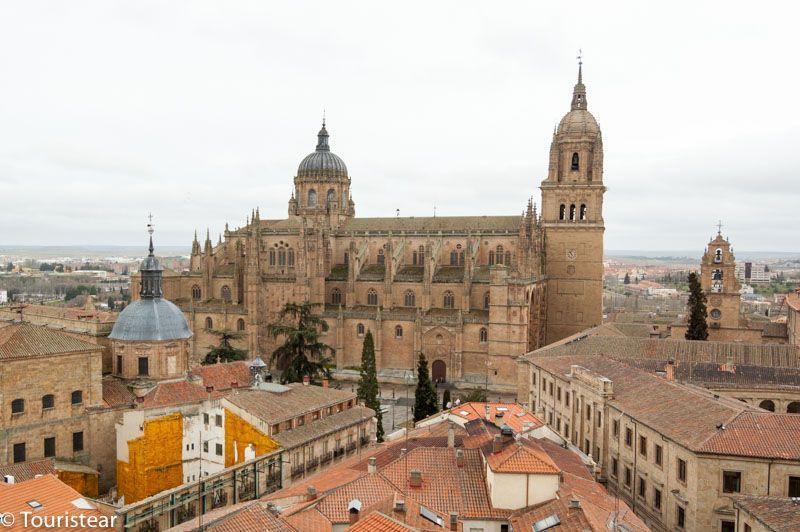 salamanca, vista de la catedral, Que ver en salamanca?