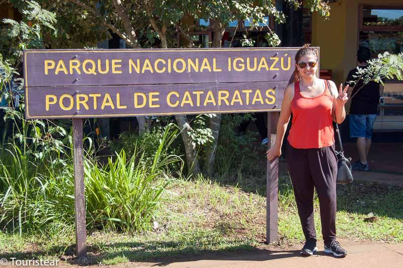 Cataratas de iguazu, argentina, vero