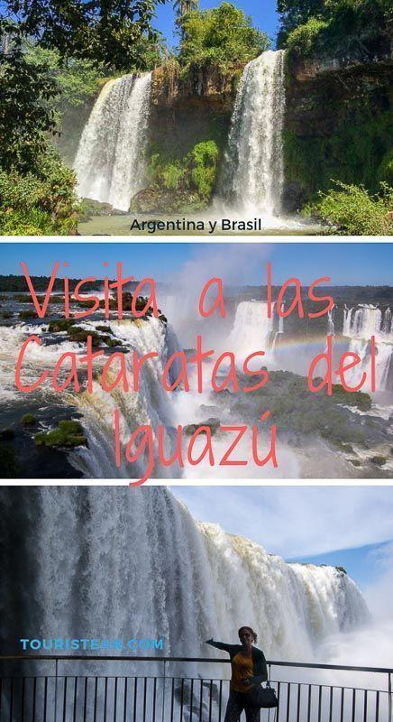 4 días en las cataratas del Iguazú, foto optimizada para pinterest