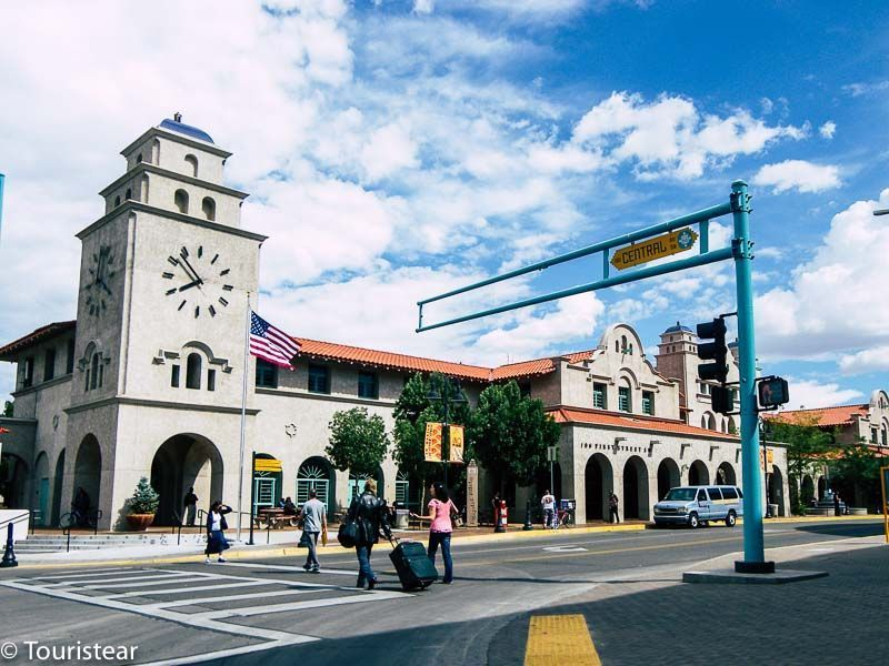 Route 66 strecht Grants to Santa Rosa