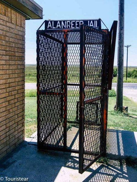 Alanreed jail