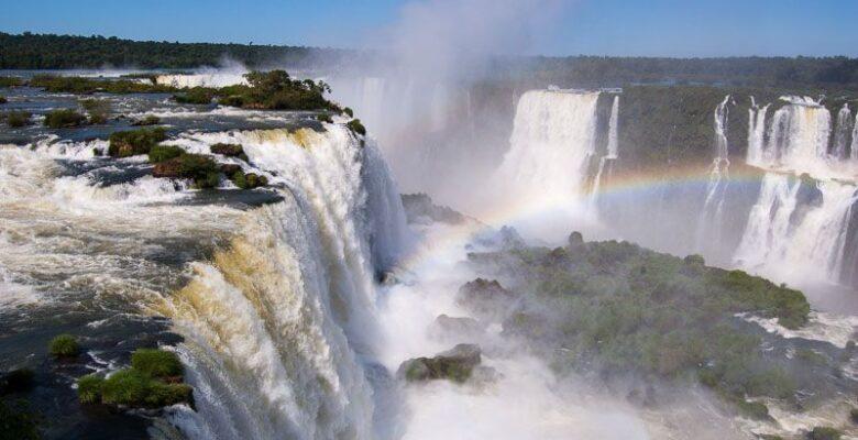 Cataratas de iguazu, Brasil, argentina vero