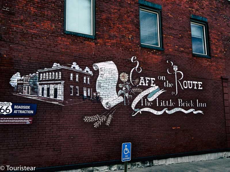 baxter spring cafe banks