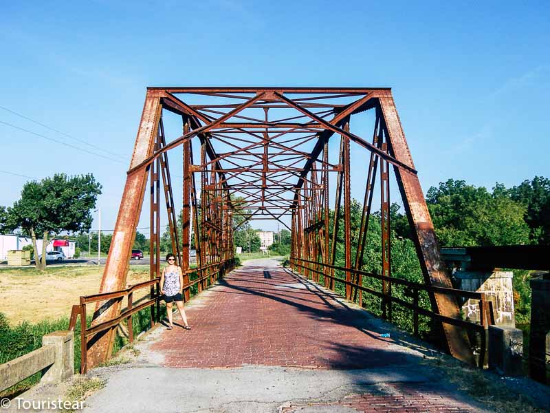 Bridge stretch bristow - springfield