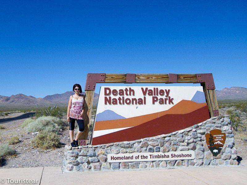 Valle de la Muerte, Death Valley