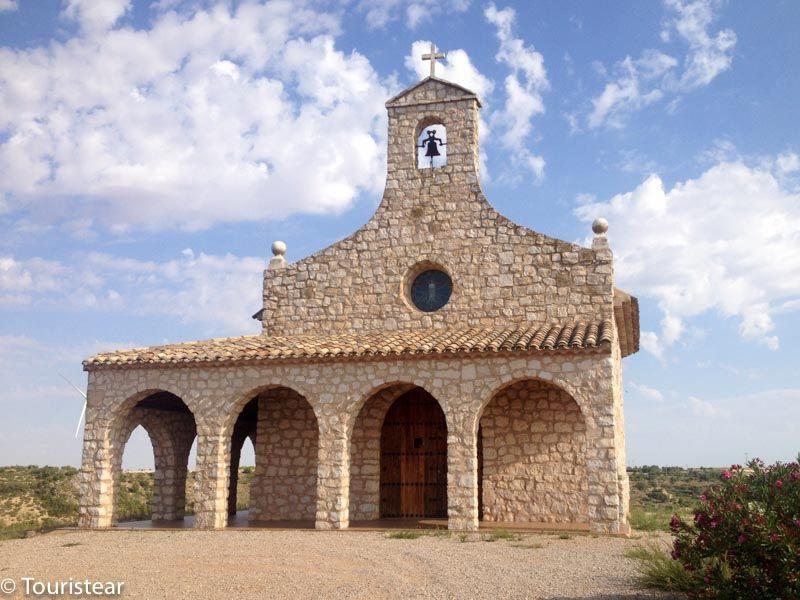 Ermita, Villanueva de la Jara