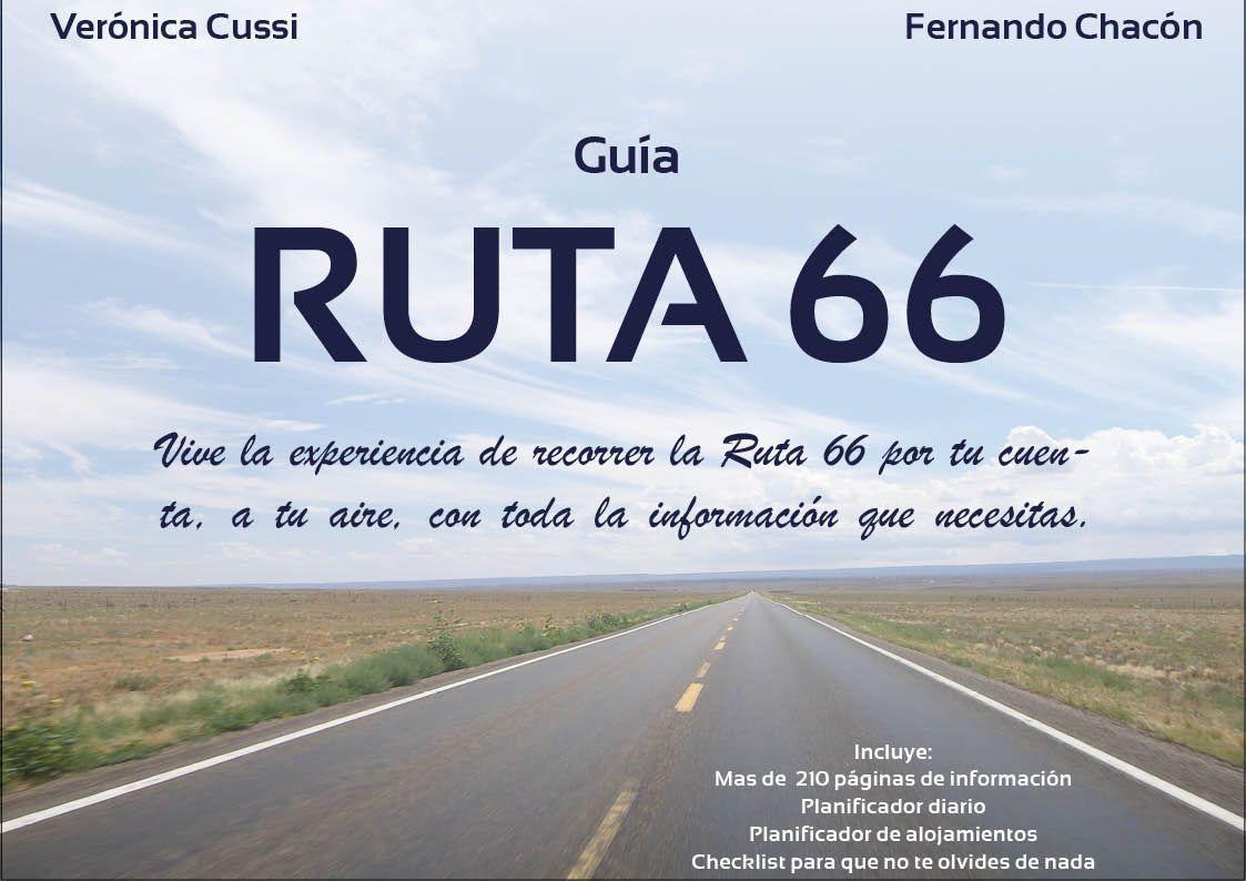 guia de la ruta 66 touristear