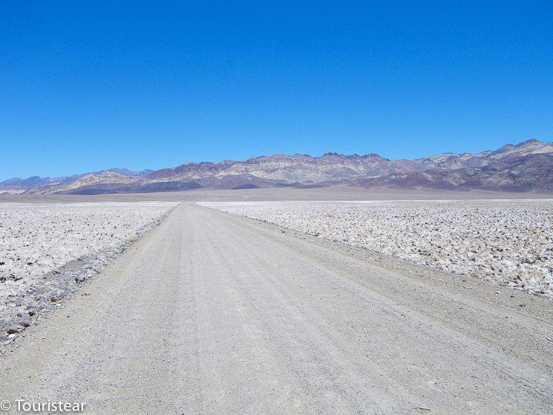 Death Valley, valle de la muerte