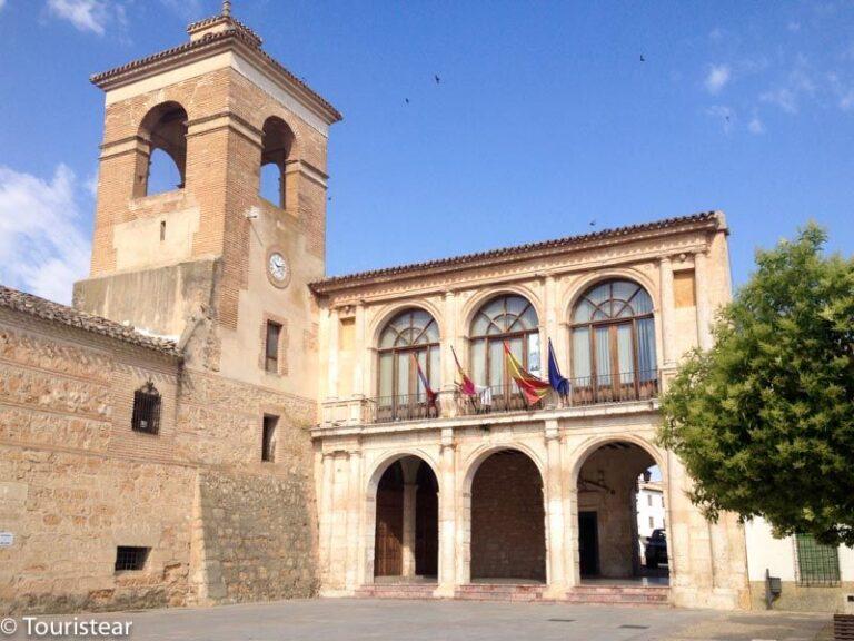 Villanueva de la Jara y Museo del Humor, Cuenca