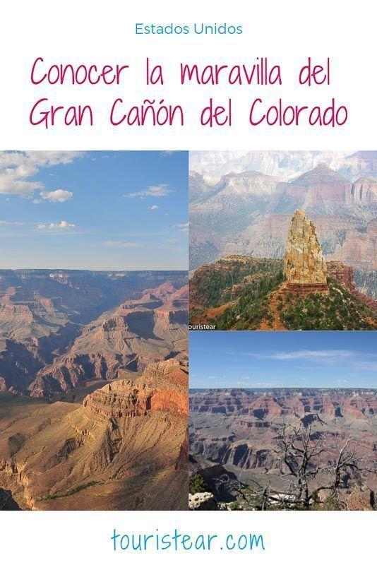 Gran cañón del colorado, roadtrip ruta 66