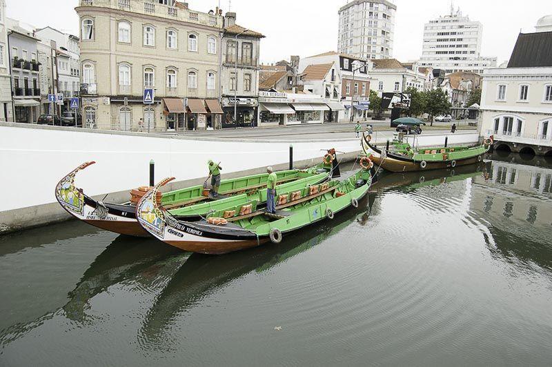 aveiro, venecia de portugal