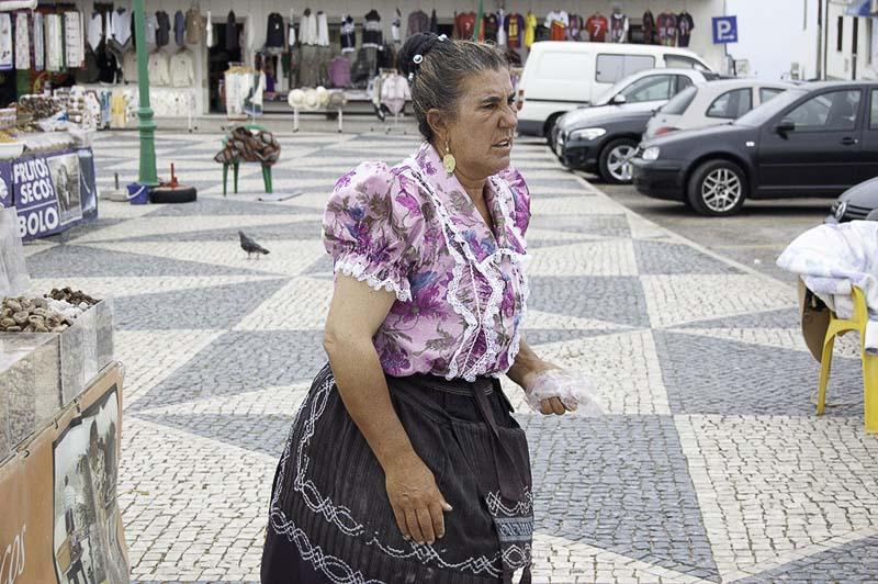 nazare de arriba, portugal