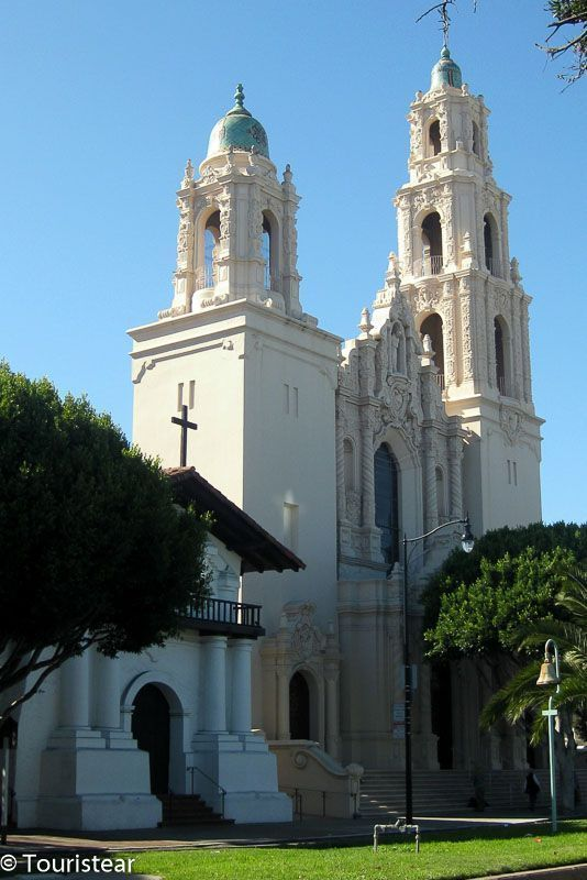 Mision Dolores. San Francisco
