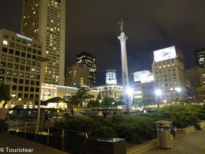 Union Square. San Francisco