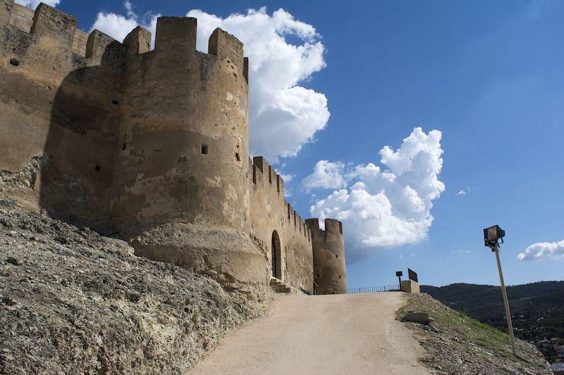 Biar Castillo, alicante. resumen viajero