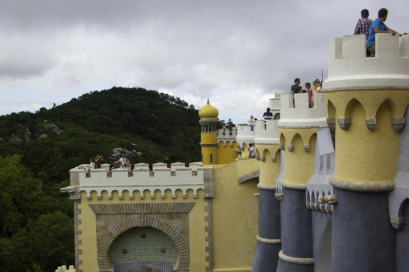 Palacio da Sintra Portugal