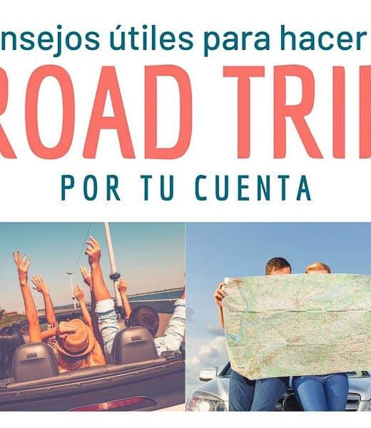 consejos para hacer un road trip