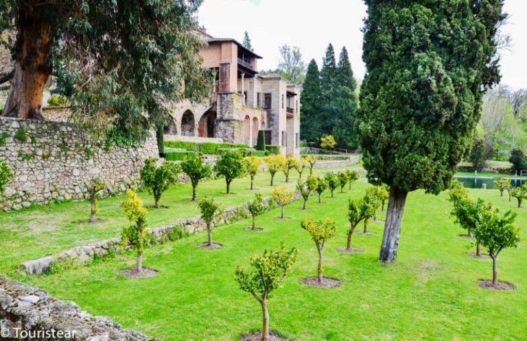 Monasterio de Yuste, slow travel