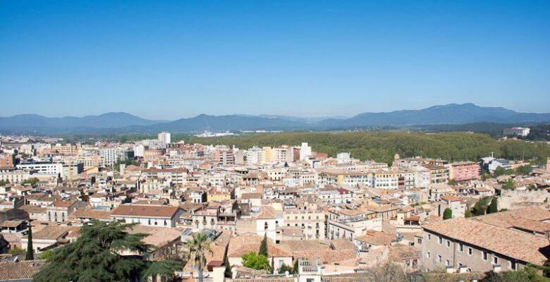 Vistas Girona Muralla