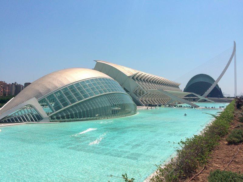 que ver en Valencia y donde dormir
