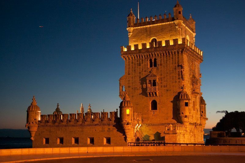 Lisbon, belem tower, portugal