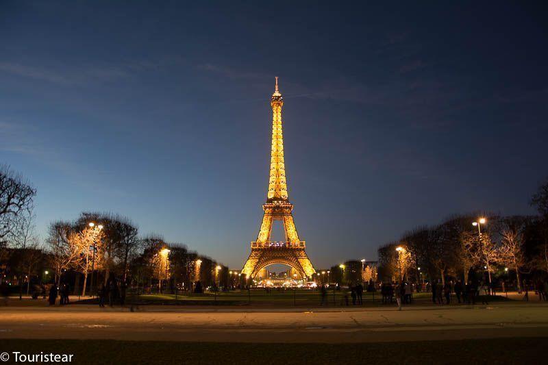 Paris Torre Eiffel
