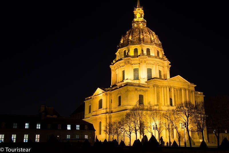 Paris los Invalidos, París