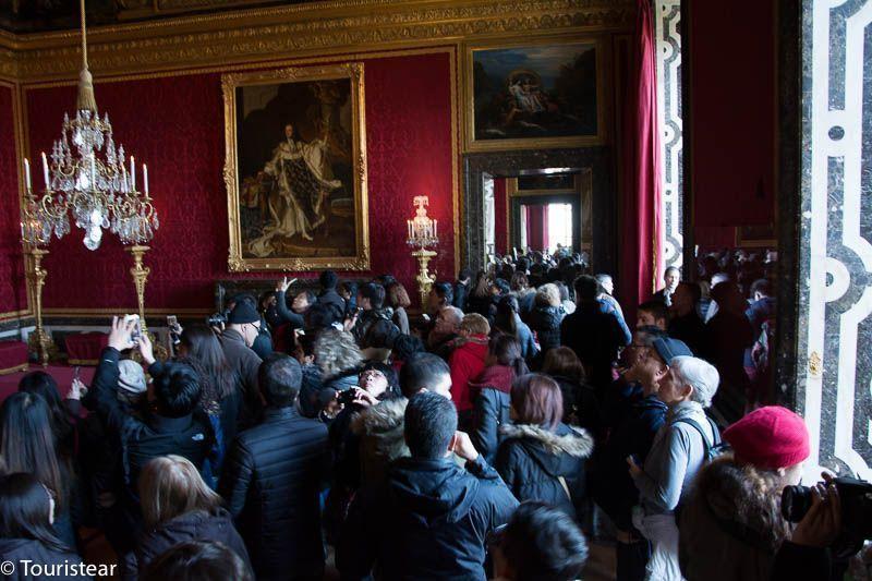 Versalles gente, paris, París