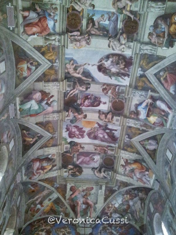 Sistine Chapel, must-see tours in Rome, Italy