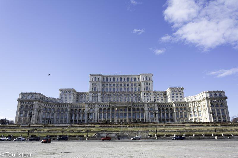 Parlamento Casa del Pueblo Bucarest